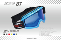 Motorcross Goggles Tinted Lens-MXG87